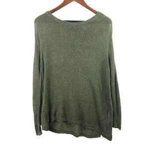 Simply Vera Wang Womens Open Knit Sweater Size L